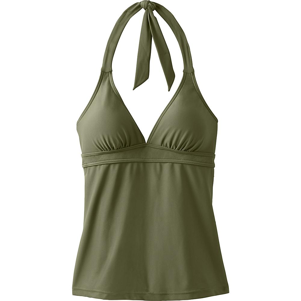 PrAna Lahari Tankini Top M - Cargo Green - PrAna Womens Apparel - Apparel & Footwear, Women's Apparel