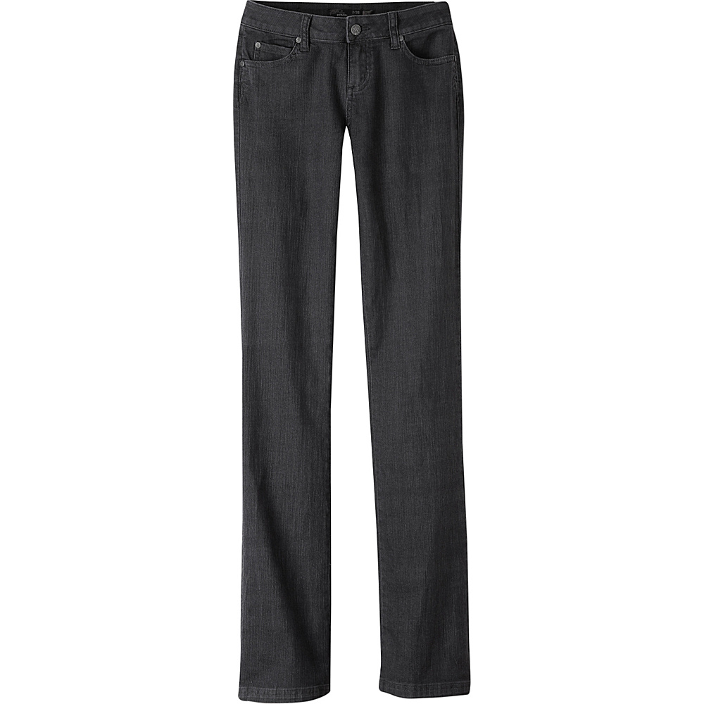 PrAna Jada Organic Jeans - Regular Inseam 00 - Black - PrAna Womens Apparel - Apparel & Footwear, Women's Apparel