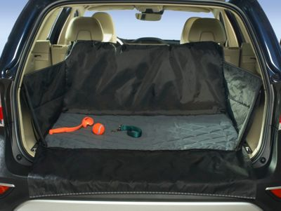 High Road Wag 'n Ride Waterproof Cargo Cover -Small Gray - High Road Trunk and Transport Organization
