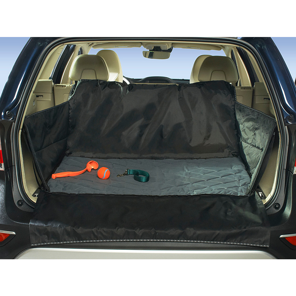 High Road Wag n Ride Waterproof Cargo Cover Small Gray High Road Trunk and Transport Organization