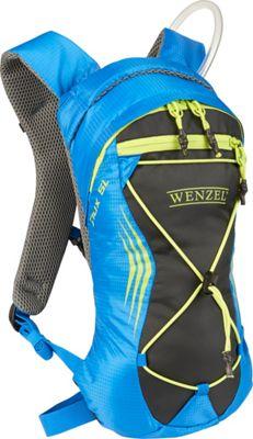 Wenzel Flux 5L Hydration Pack Blue - Wenzel Hydration Packs and Bottles