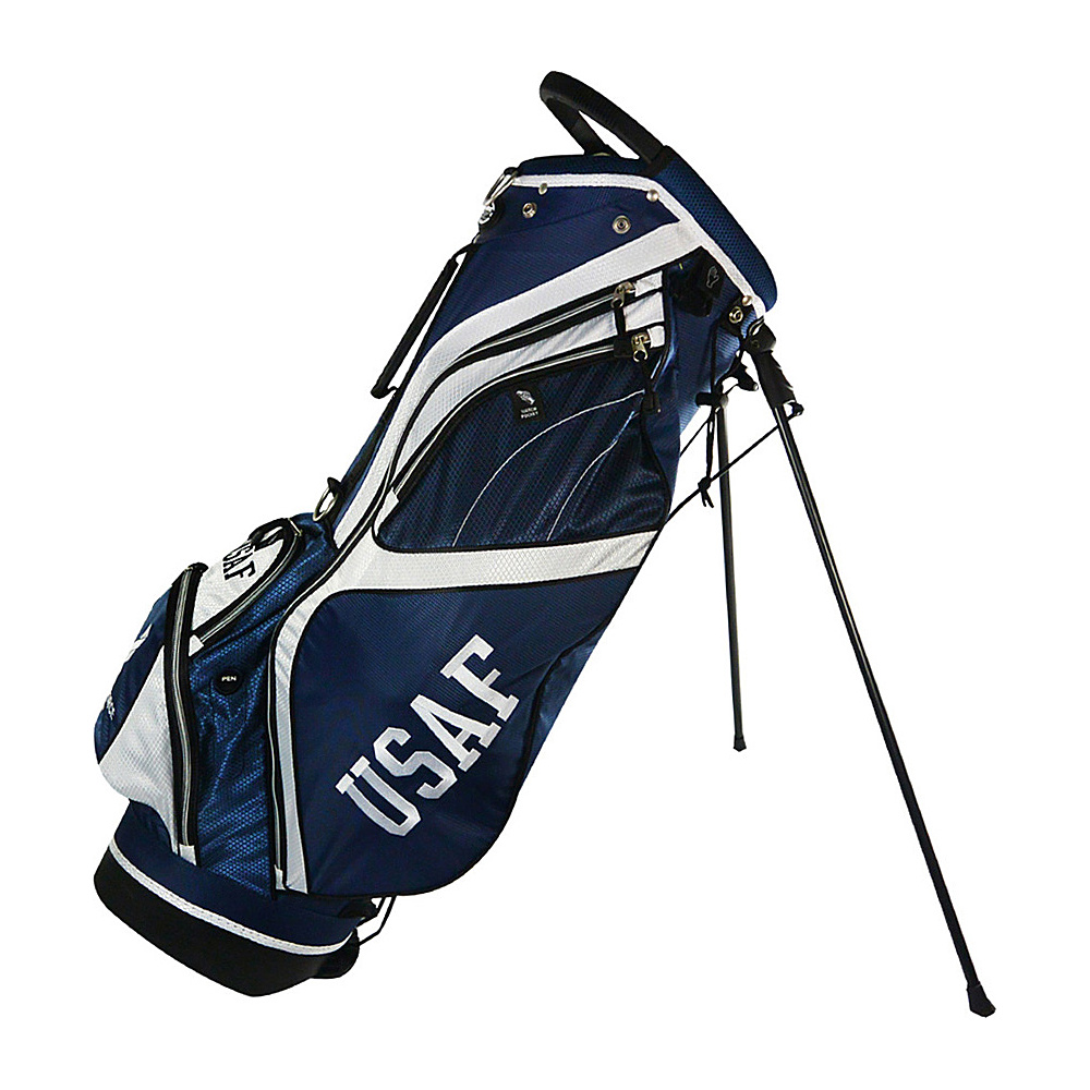 Hot-Z Golf Bags Stand Bag Air Force - Hot-Z Golf Bags Golf Bags