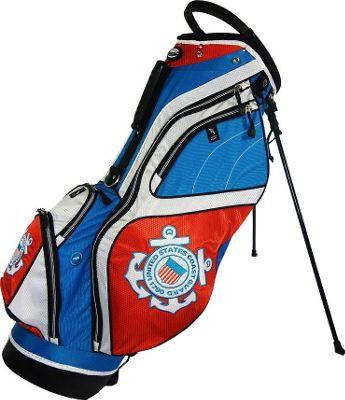 Hot-Z Golf Bags Stand Bag Coast Guard - Hot-Z Golf Bags Golf Bags