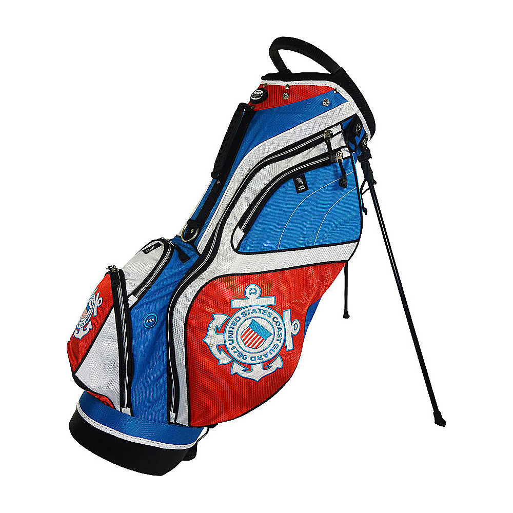 Hot Z Golf Bags Stand Bag Coast Guard Hot Z Golf Bags Golf Bags