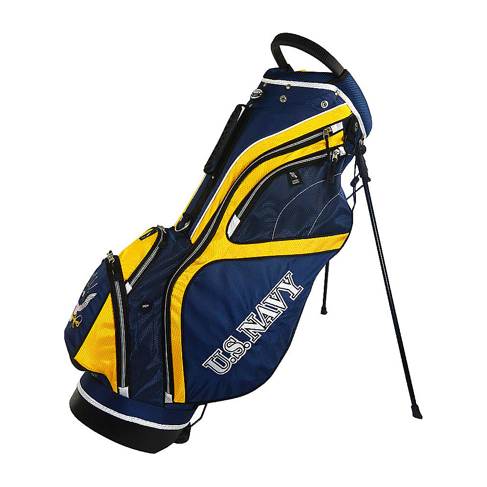Hot-Z Golf Bags Stand Bag US Navy - Hot-Z Golf Bags Golf Bags