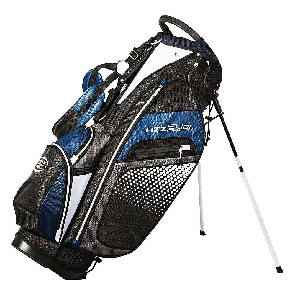 Hot-Z Golf Bags 3.0 Stand Bag Navy - Hot-Z Golf Bags Golf Bags