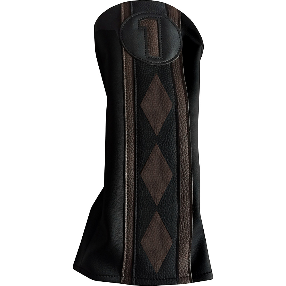 Hot Z Golf Bags Driver Headcover Brown Hot Z Golf Bags Sports Accessories
