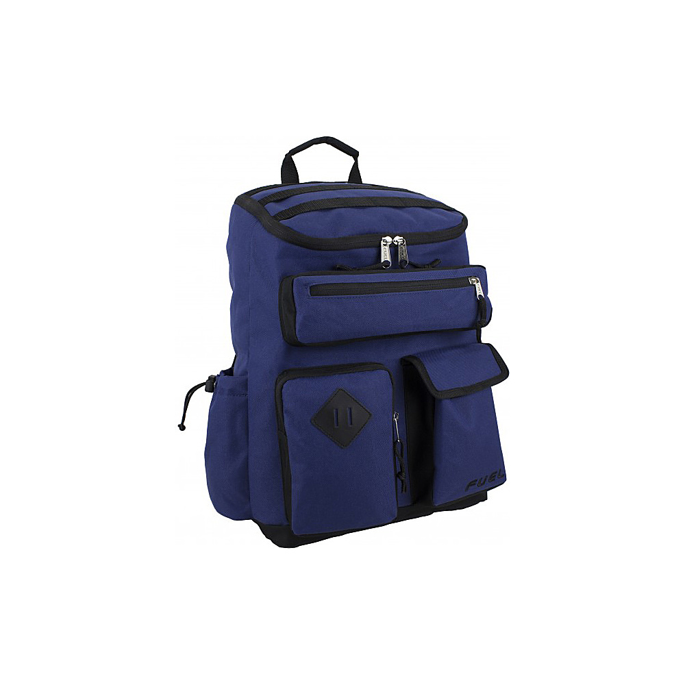 Fuel Top Loader Cargo Backpack Cobalt Fuel Everyday Backpacks