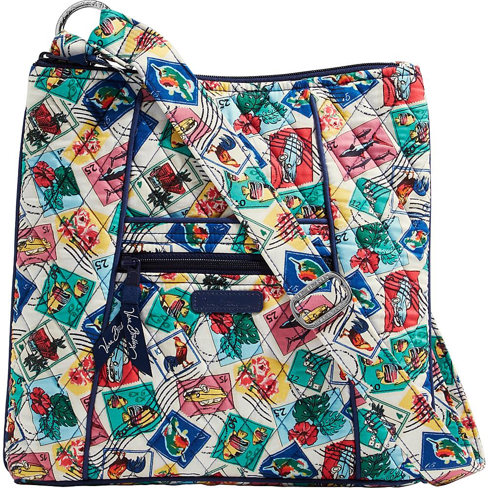 Vera Bradley Hipster Crossbody- Retired Prints Cuban Stamps - Vera Bradley Fabric Handbags - Handbags, Fabric Handbags