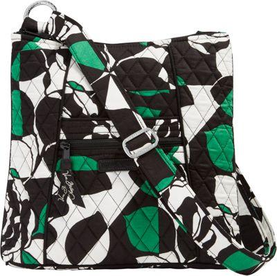 Vera Bradley Hipster Crossbody- Retired Prints Imperial Rose - Vera Bradley Fabric Handbags