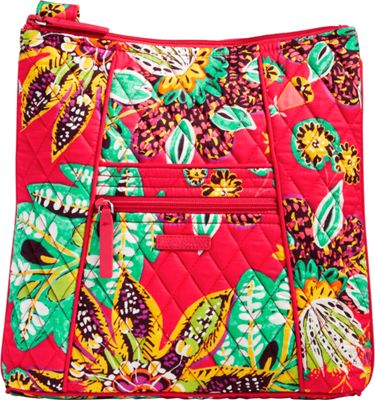 Vera Bradley Hipster Crossbody- Retired Prints Rumba - Vera Bradley Fabric Handbags