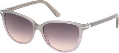 Swarovski Eyewear Edith Sunglasses Pearl Grey - Swarovski Eyewear Sunglasses