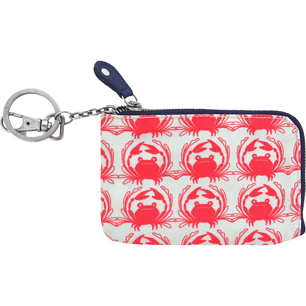 Capri Designs Sarah Watts ID Case Crab Capri Designs Women s Wallets