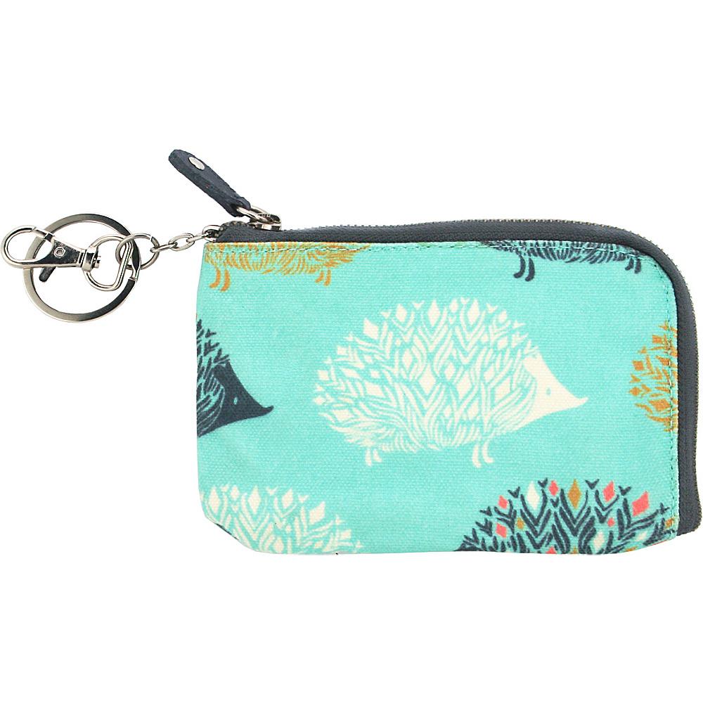 Capri Designs Sarah Watts ID Case Hedgehog Capri Designs Women s Wallets