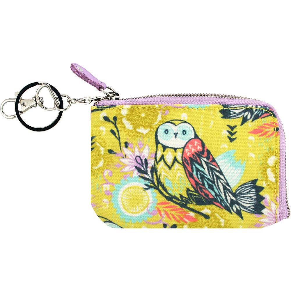 Capri Designs Sarah Watts ID Case Owl Capri Designs Women s Wallets