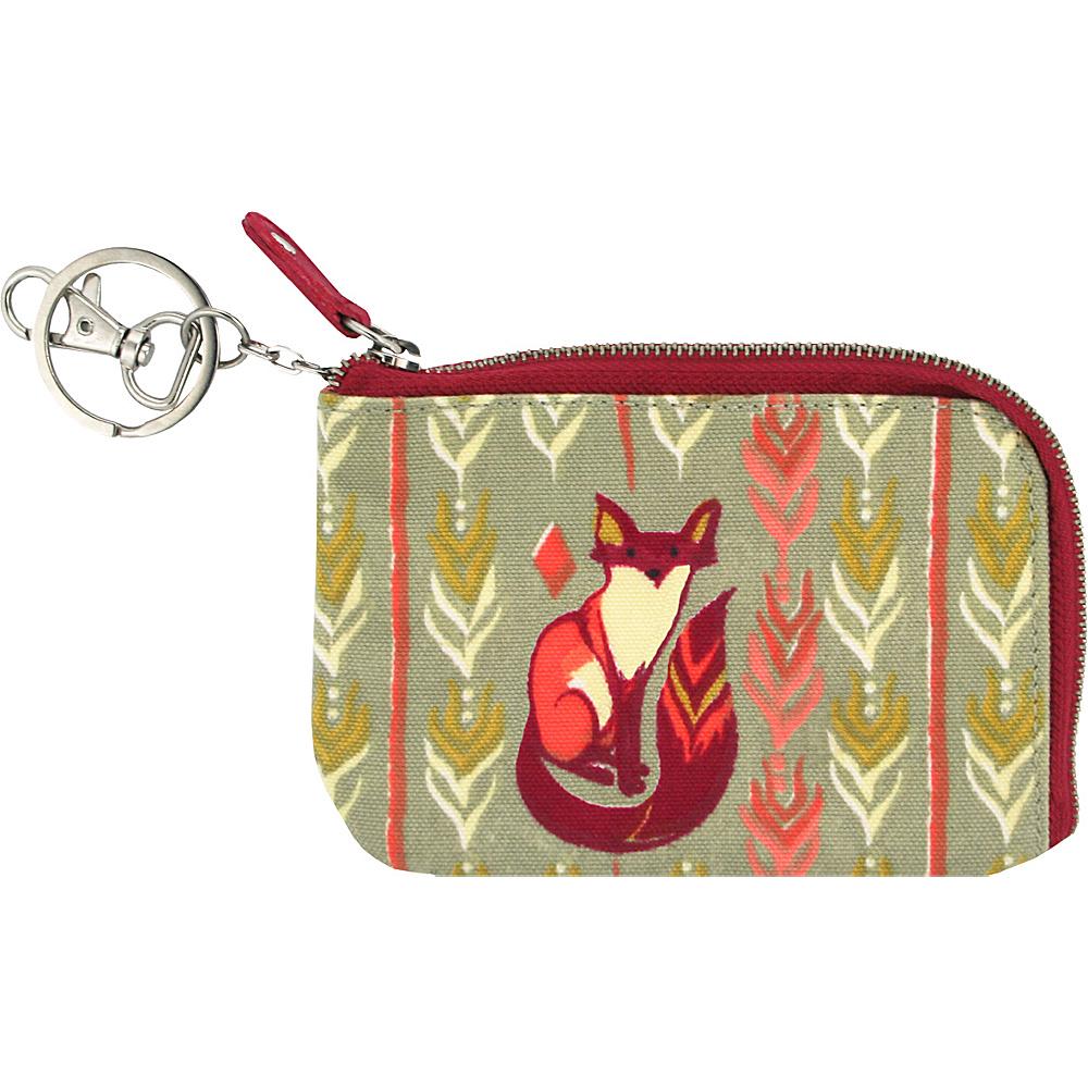 Capri Designs Sarah Watts ID Case Fox Capri Designs Women s Wallets