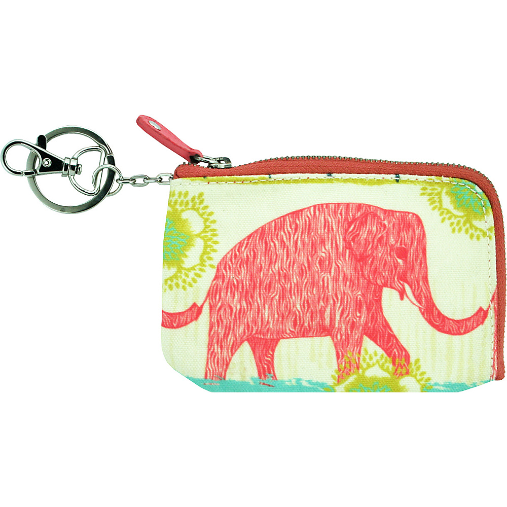 Capri Designs Sarah Watts ID Case Elephant Capri Designs Women s Wallets
