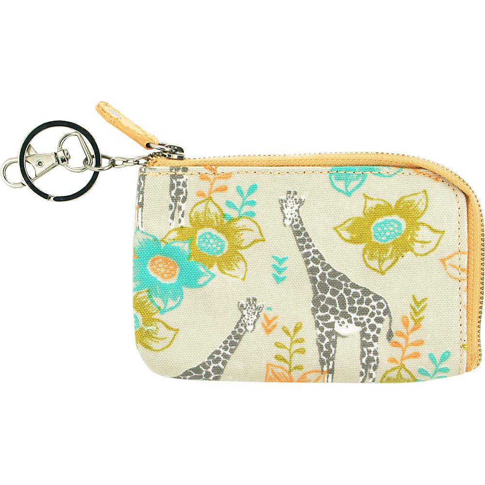 Capri Designs Sarah Watts ID Case Giraffe Capri Designs Women s Wallets
