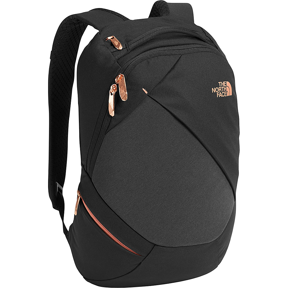 The North Face Womens Electra Backpack TNF Black Heather - The North Face Everyday Backpacks - Backpacks, Everyday Backpacks