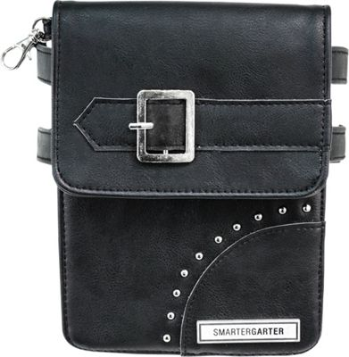 SmarterGarter Odessa Hands-Free Purse 3.0 Black - Small - SmarterGarter Waist Packs
