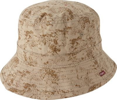 A Kurtz Pax Camo Bucket Hat M - Khaki - A Kurtz Hats/Gloves/Scarves