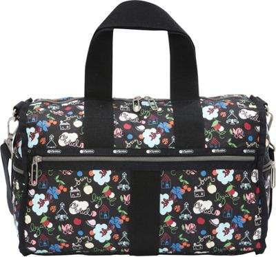 LeSportsac Weekender Duffel School's Out - LeSportsac Travel Duffels