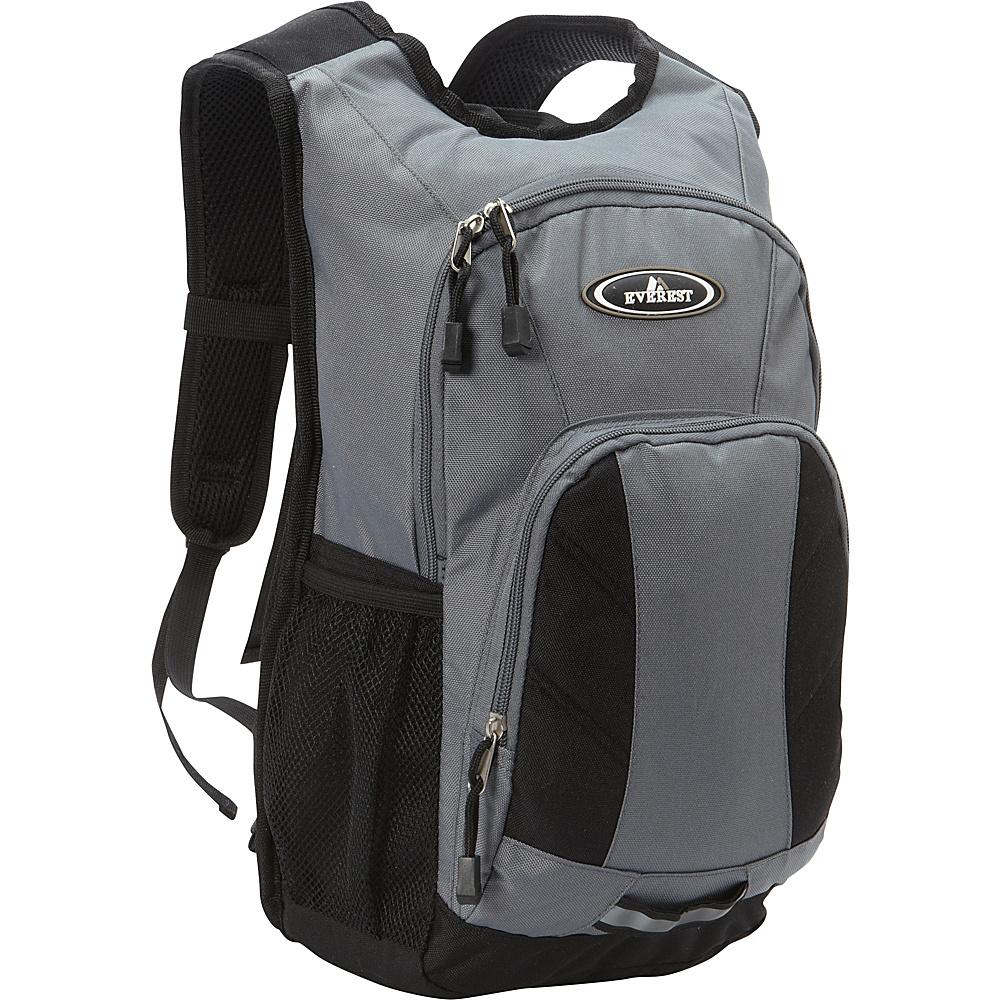 Everest Mini Hiking Pack Gray/Black - Everest Everyday Backpacks - Backpacks, Everyday Backpacks