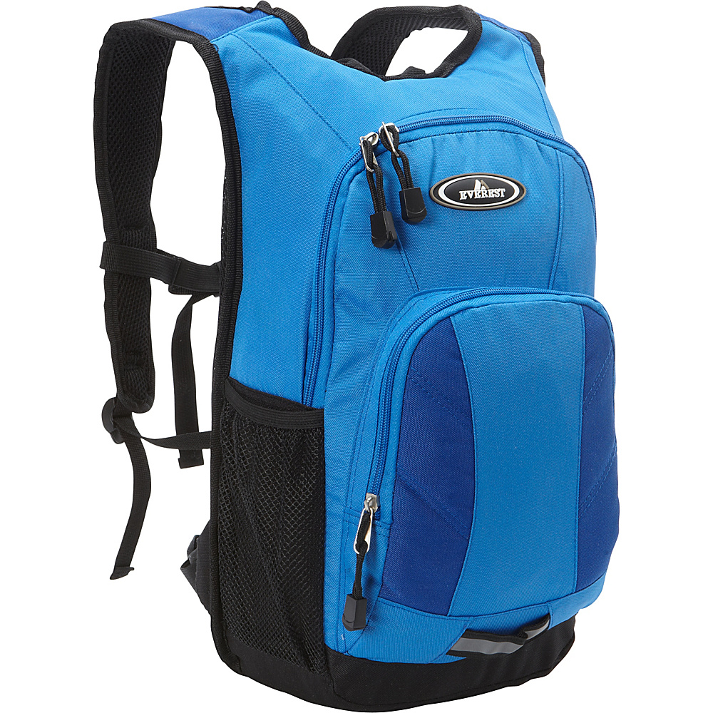 Everest Mini Hiking Pack Royal Blue/Blue - Everest Day Hiking Backpacks - Outdoor, Day Hiking Backpacks
