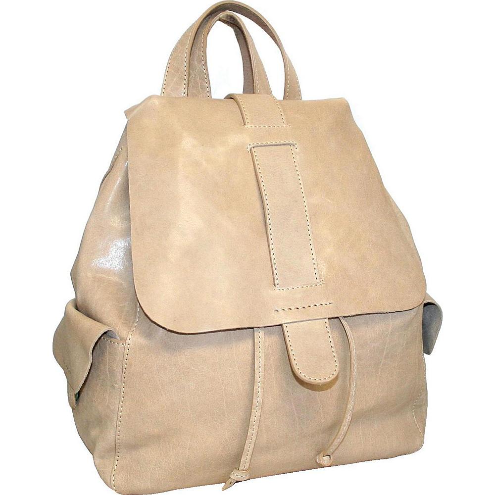 Nino Bossi Emily Laptop Backpack Peanut - Nino Bossi Business & Laptop Backpacks - Backpacks, Business & Laptop Backpacks