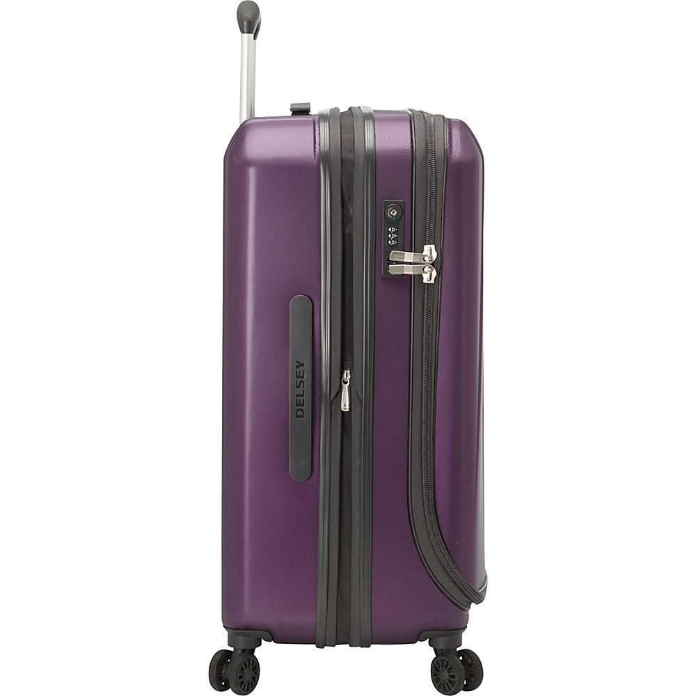 Delsey Helium Shadow 3.0 2 Piece Expandable Hardside Luggage Set ...