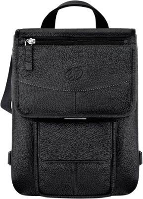 MacCase Premium Leather iPad Pro Flight Jacket + Backpack Option Black - MacCase Electronic Cases