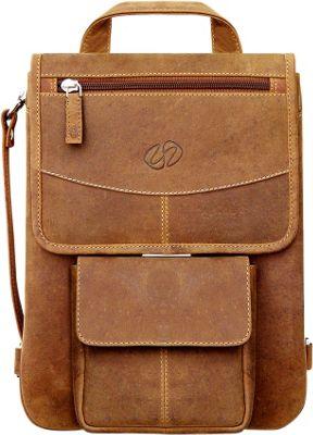 MacCase Premium Leather iPad Pro Flight Jacket + Backpack Option Vintage - MacCase Electronic Cases