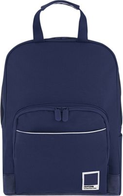 Pantone X Redland Medium Backpack Navy Mood Indigo - Pantone Business & Laptop Backpacks