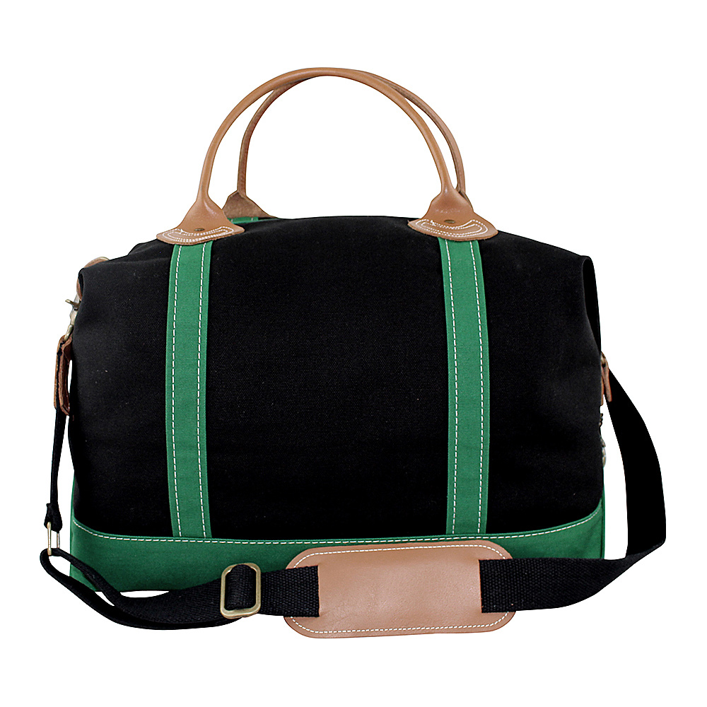 CB Station Weekender Bag Black Emerald CB Station Travel Duffels