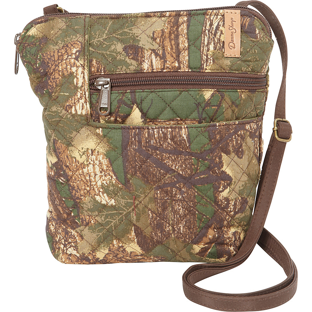 Donna Sharp Penny Crossbody Camo Donna Sharp Fabric Handbags