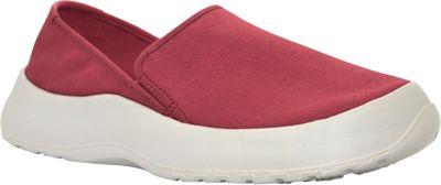 SoftScience Unisex Drift Canvas Espadrille Slip-On Men's 8/Women's 10 - Red - SoftScience Men's Footwear