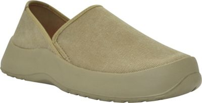 SoftScience Unisex Drift Canvas Espadrille Slip-On Men's 4/Women's 6 - Khaki - SoftScience Men's Footwear