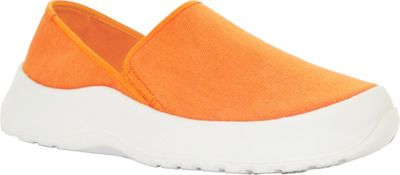 SoftScience Unisex Drift Canvas Espadrille Slip-On Men's 13/Women's 15 - Light Orange - SoftScience Men's Footwear