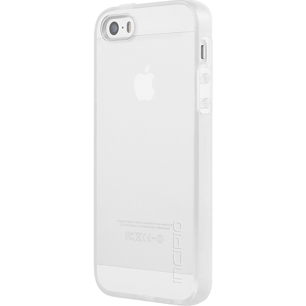 Incipio Octane Pure for iPhone 5/5s/SE Clear - Incipio Electronic Cases - Technology, Electronic Cases