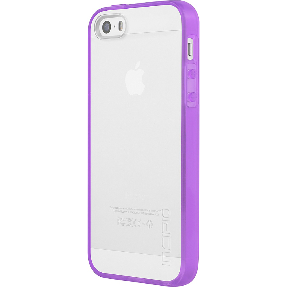 Incipio Octane Pure for iPhone 5/5s/SE Lavender - Incipio Electronic Cases - Technology, Electronic Cases