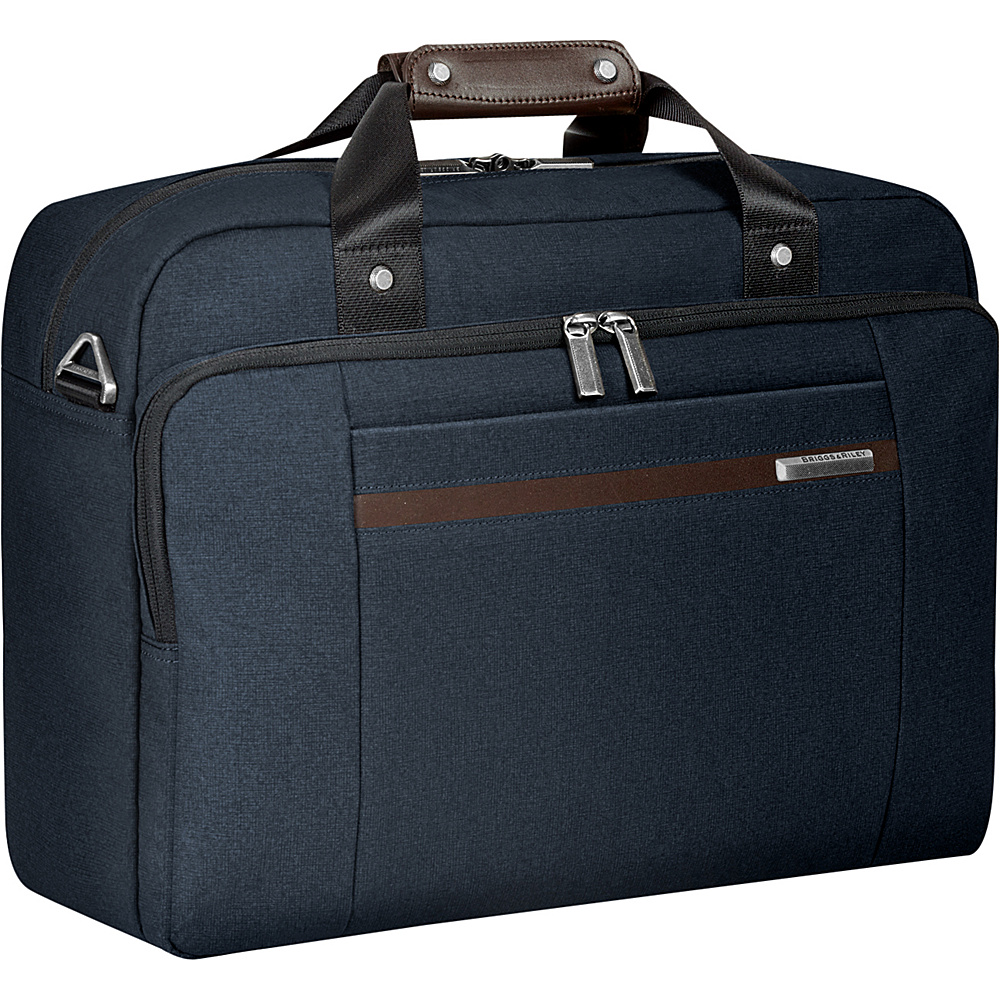 Briggs & Riley Kinzie Street Cabin Bag Navy - Briggs & Riley Luggage Totes and Satchels