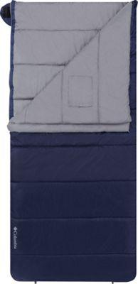 Columbia Sportswear Adult Rectangular Bag 30 Degrees Collegiate Navy - Columbia Sportswear Outdoor Accessories