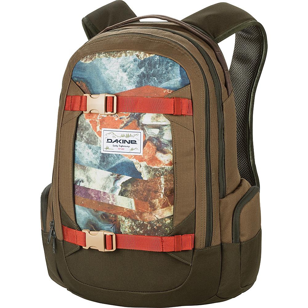 DAKINE Mission 25L Laptop Backpack Thunder Egg DAKINE Business Laptop Backpacks