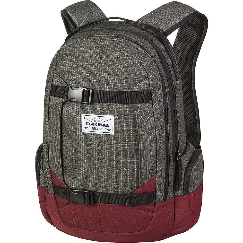 DAKINE Mission 25L Laptop Backpack - 15 Willamette - DAKINE Business & Laptop Backpacks - Backpacks, Business & Laptop Backpacks