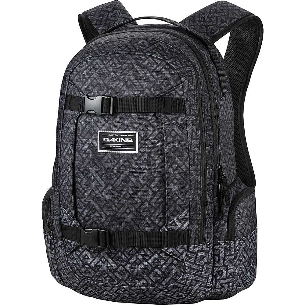 DAKINE Mission 25L Laptop Backpack - 15 Stacked - DAKINE Business & Laptop Backpacks - Backpacks, Business & Laptop Backpacks