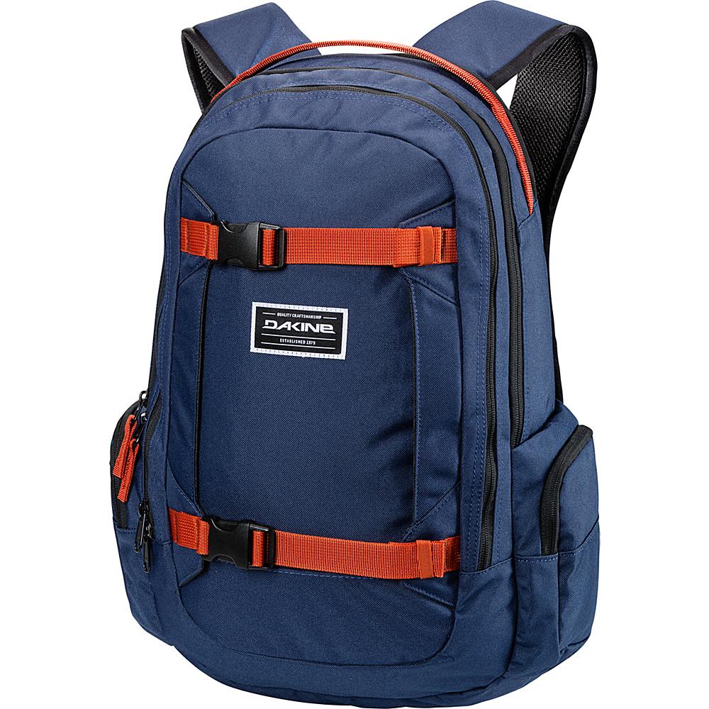 DAKINE Mission 25L Laptop Backpack - 15 Dark Navy - DAKINE Business & Laptop Backpacks - Backpacks, Business & Laptop Backpacks