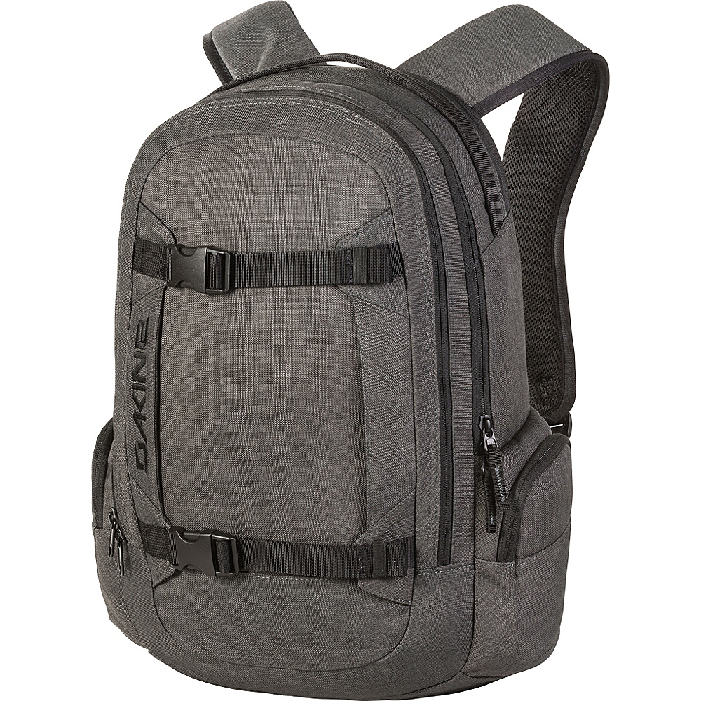 DAKINE Mission 25L Laptop Backpack - 15 Carbon - DAKINE Business & Laptop Backpacks - Backpacks, Business & Laptop Backpacks