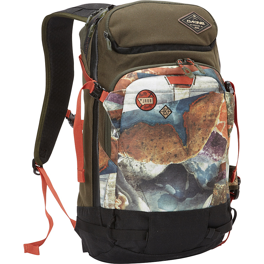 DAKINE Team Heli Pro 20L Backpack Jason Robinson II - DAKINE Day Hiking Backpacks - Outdoor, Day Hiking Backpacks