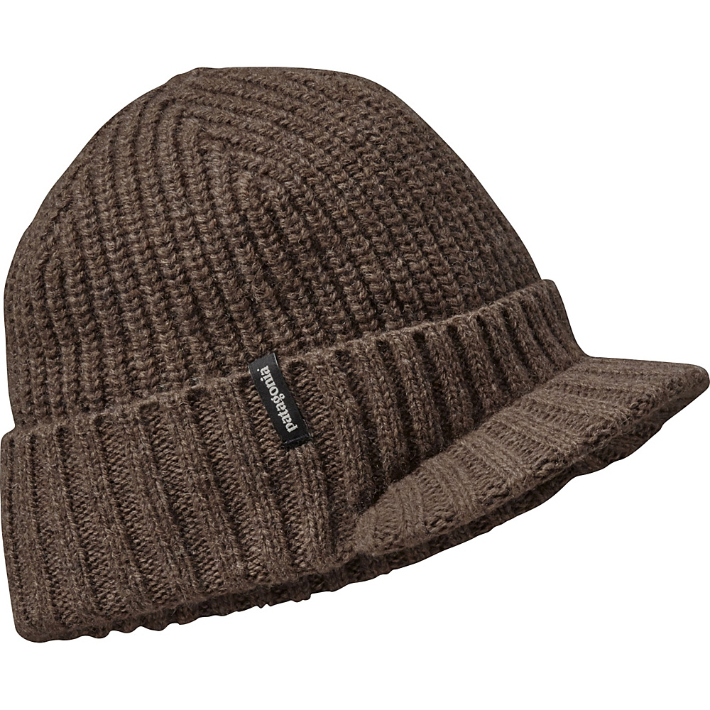 Patagonia Brimmed Beanie One Size - Ash Tan - Patagonia Hats/Gloves/Scarves - Fashion Accessories, Hats/Gloves/Scarves
