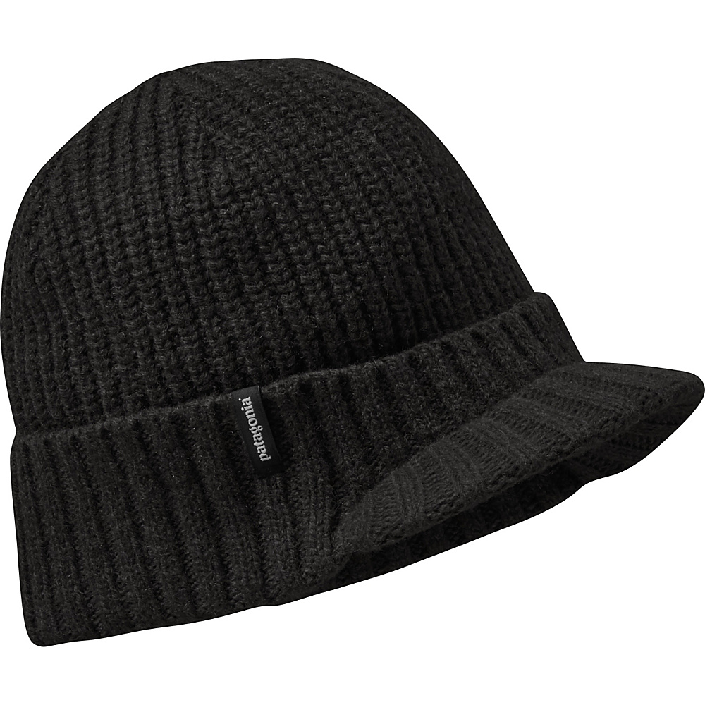 Patagonia Brimmed Beanie One Size - Black - Patagonia Hats/Gloves/Scarves - Fashion Accessories, Hats/Gloves/Scarves